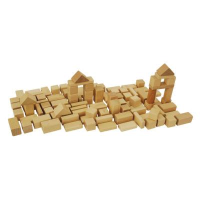 Heros - 50 Piece Wooden Blocks