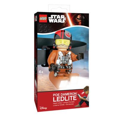 LEGO - Star Wars Poe Dameron Head Lamp