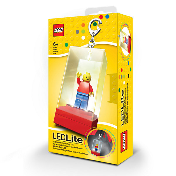 LEGO - Lighted Minifigure Key Fob
