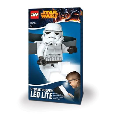LEGO - Star Wars Stormtrooper Head Lamp