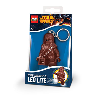 LEGO - Star Wars Chewbacca Key Light