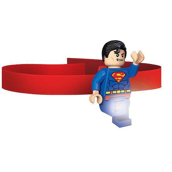 LEGO - DC Universe Super Hero Superman Head Lamp
