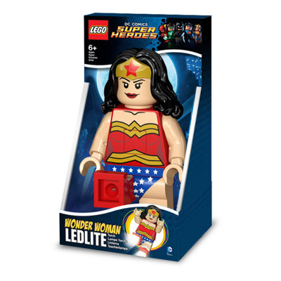 LEGO - DC Super Heroes Wonder Woman Torch