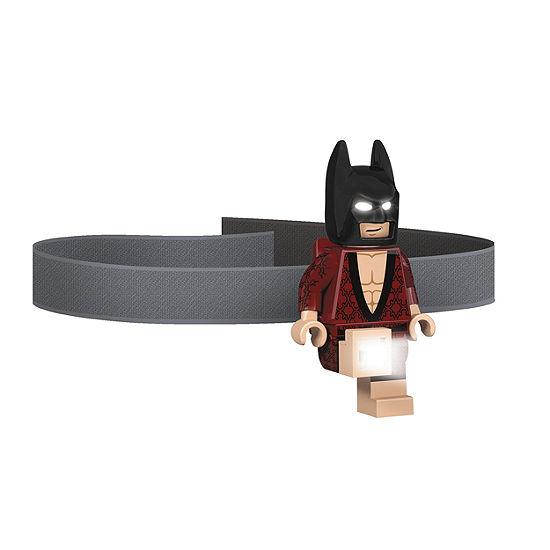 Santoki - LEGO Batman Movie Kimono Batman Head Lamp