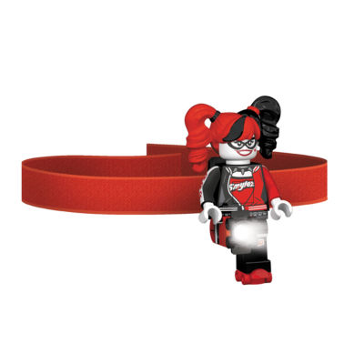 Santoki - LEGO Batman Movie Harley Quinn Head Lamp