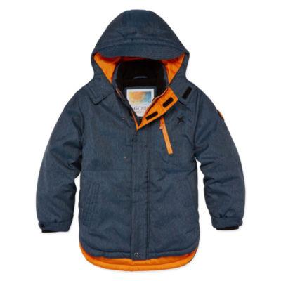 Jean Board Jacket- Boys Big Kid
