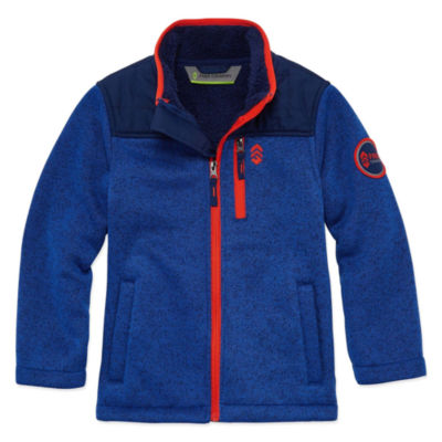 Free Country Midweight Fleece Jacket- Boys 4-7