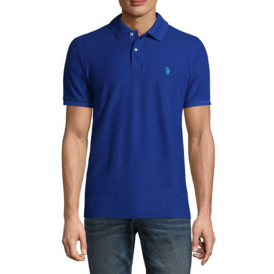 U.S. Polo Assn. Short Sleeve Ultimate Pique Polo Shirt
