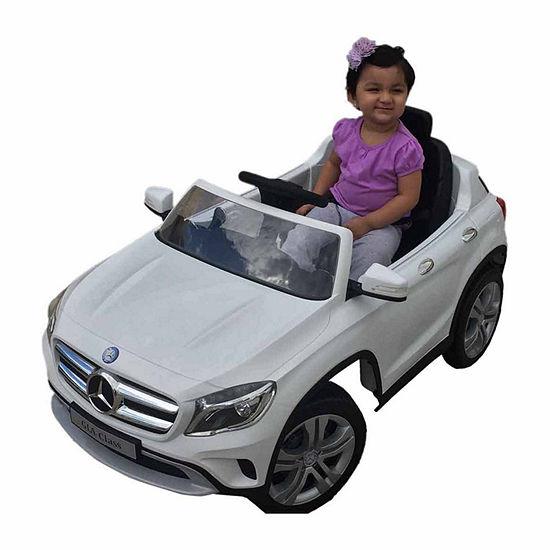Best Ride On Cars Mercedes Gla 12v Ride-On