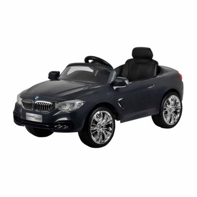 Kids' BMW 4 Series 12V Battery-Powered Ride-On Toy with Remote