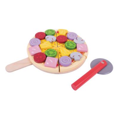 Bigjigs Toys - Cutting Pizza