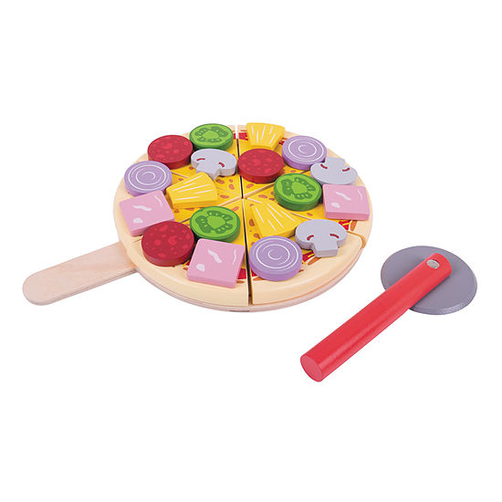 Bigjigs Toys - Cutting Pizza