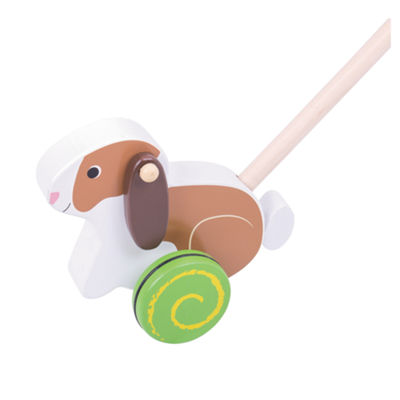 Bigjigs Toys - Push Along Rabbit