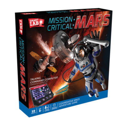 Smart Lab Toys - Mission Critical:  Mars Game