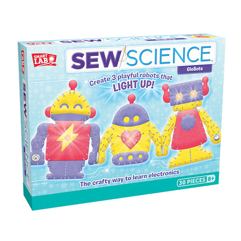 Smart Lab Toys - Sew Science: Globots