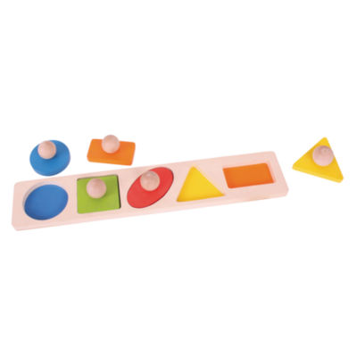 Bigjigs Toys - Shape Matching Board