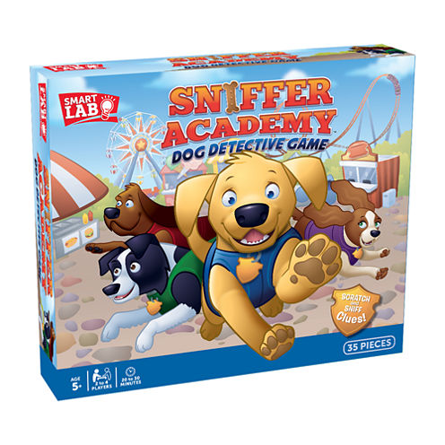 Smart Lab Toys - Sniffer Academy Game