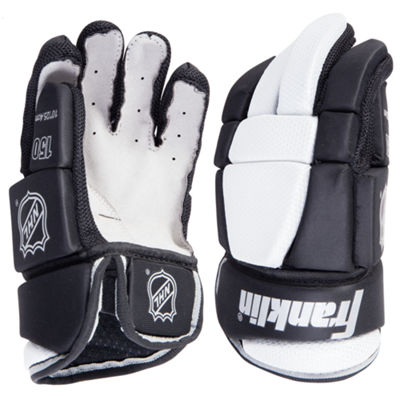 Franklin Sports NHL HG 150 Hockey Gloves: Jr S 10""