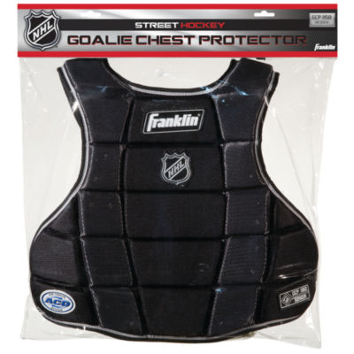 Franklin Sports NHL GCP 1150 Goalie Chest Protector: Senior OSFA