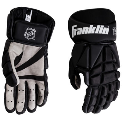 Franklin Sports HG 1500: Hockey Gloves-Senior Small 12""
