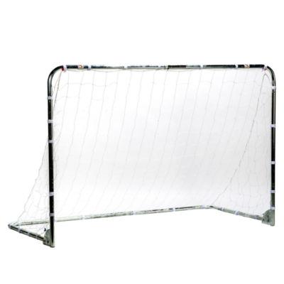 Franklin Sports 4 x 6 Galvanized Steel Folding Soccer Goal