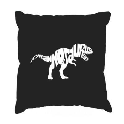 Los Angeles Pop Art TYRANNOSAURUS REX Throw PillowCover