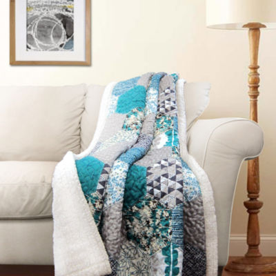 Lush Decor Lush Decor Briley Throw