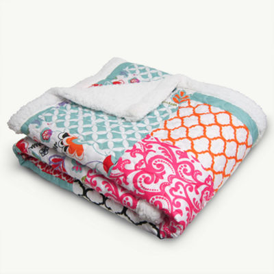 Lush Decor Lush Decor Brookdale Throw