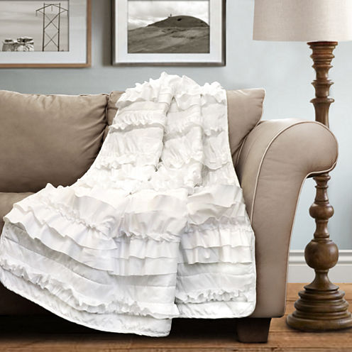 Lush Decor Lush Decor Belle Throw