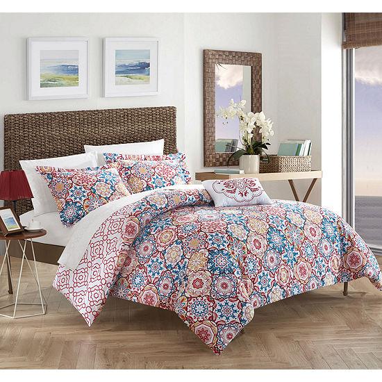 Chic Home Aspen Quilt Set