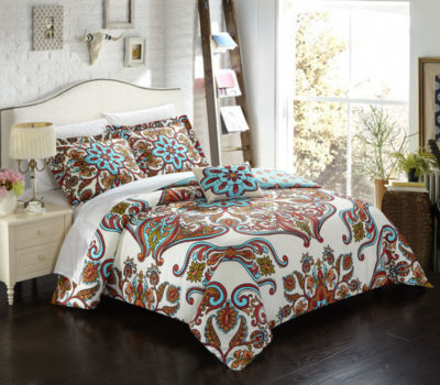 Chic Home Feinch Duvet Cover Set