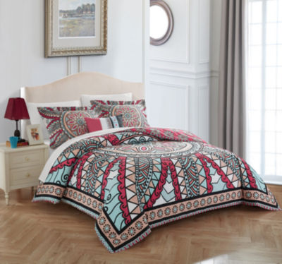 Chic Home Neil Duvet Set