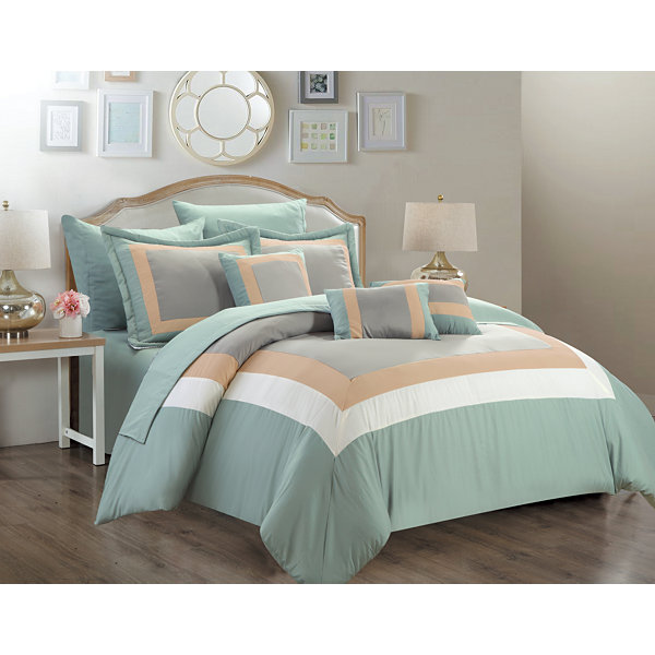 Chic Home Duke Comforter Set