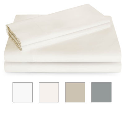 Linenspa 600 Thread Count Ultra Soft Cotton BlendPillowcase Set
