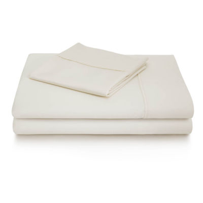 Malouf Woven 600 Thread Count Cotton Blend Sheet Set