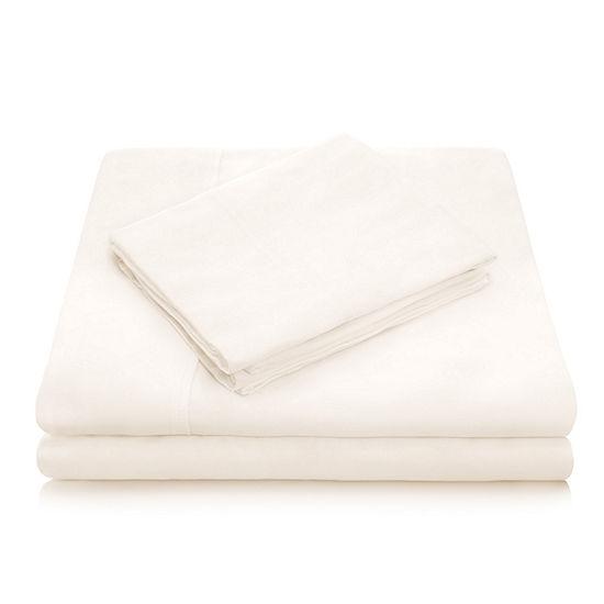 Malouf Woven Tencel Lyocell Pillowcase Set of 2 Pillowcases