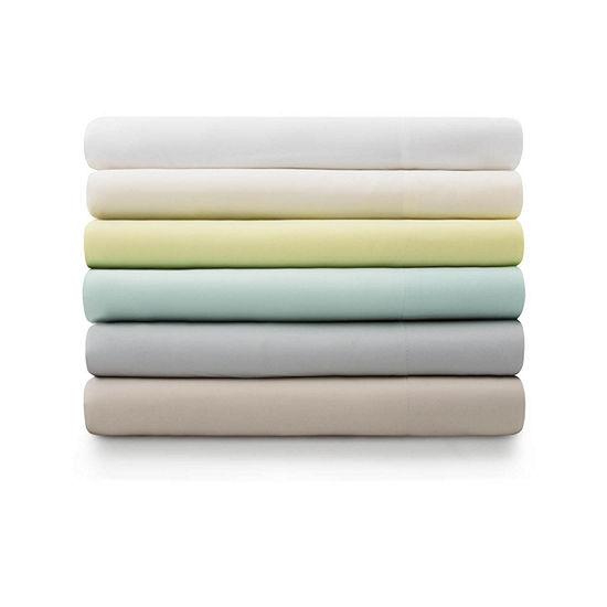 Malouf Woven Rayon from Bamboo Pillowcase Set of 2