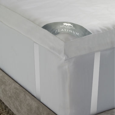 "Mgm Grand At Home Platinum Collection 5"" Featherbed"