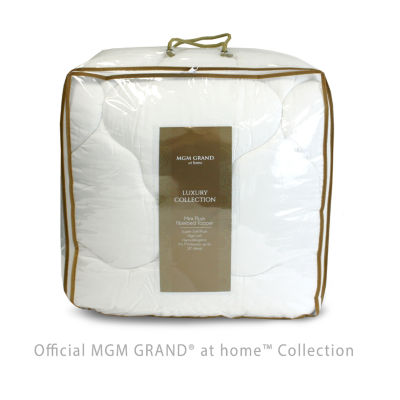 Mgm Grand At Home Mink Plush Fiberbed