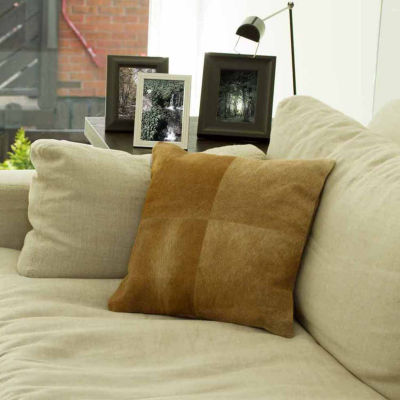 Torino Multipatch Throw Pillow