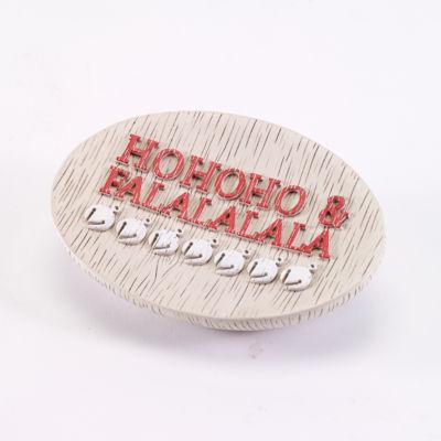 Avanti Holiday Words Soap Dish