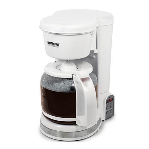 Better Chef 12-Cup Digital Programmable Coffeemaker