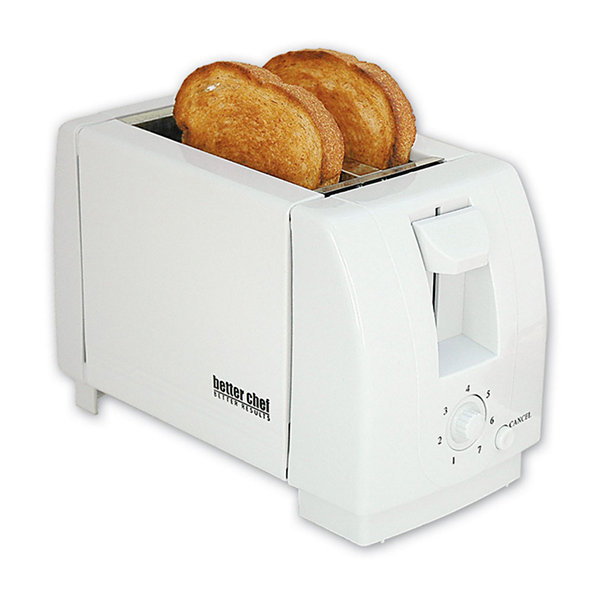 Better Chef 2-Slice Toaster