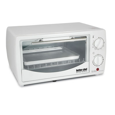 Better Chef 4-Slice Toaster Oven Broiler