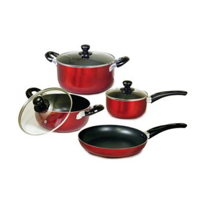 Better Chef 7-pc. Non-Stick Cookware Set