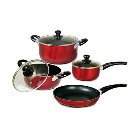 Better Chef 7-pc. Non-Stick Cookware Set
