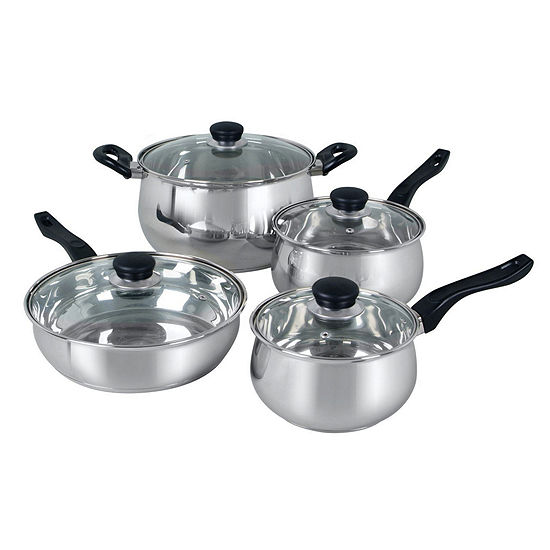 Oster Rametto 8-pc. Cookware Set