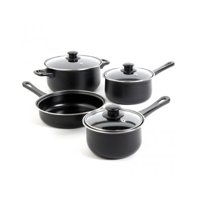 Gibson Home Chef Du Jour 7-pc. Cookware Set