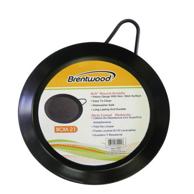 "Brentwood 8.5"" Round Griddle"""