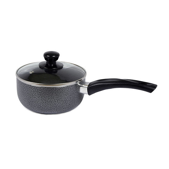 Better Chef 1.5-quart Aluminum Saucepan With GlassLid